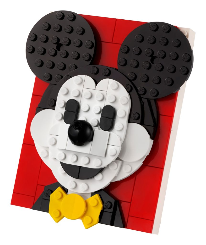 LEGO Brick Sketches 40456 Micky Maus | ©LEGO Gruppe