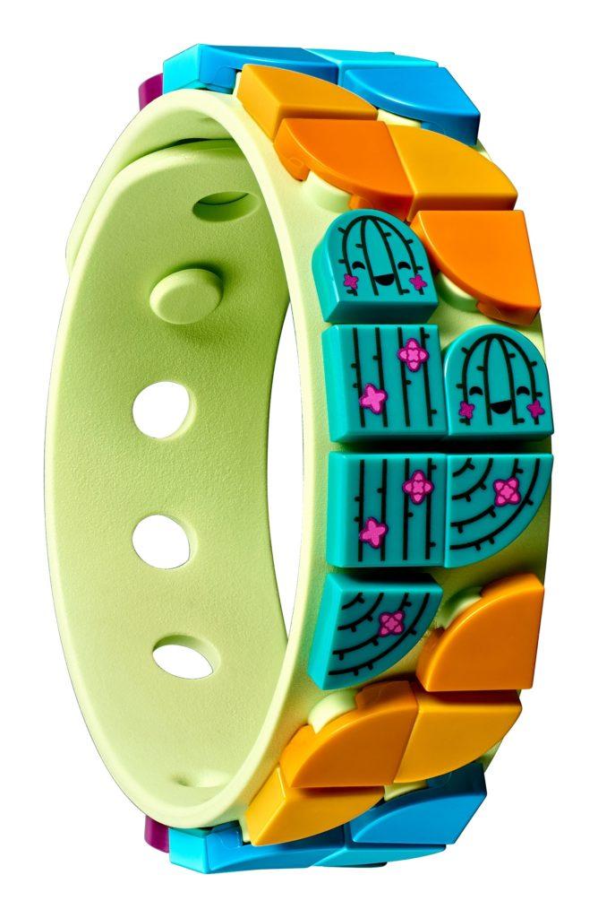 LEGO DOTS 41922 Kaktus Armband | ©LEGO Gruppe