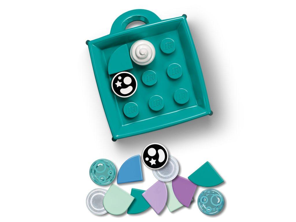 LEGO DOTS 41928 Taschenanhänger Narwal | ©LEGO Gruppe