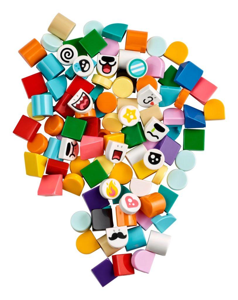 LEGO DOTS 41931 Ergänzungsset Tiergesichter | ©LEGO Gruppe