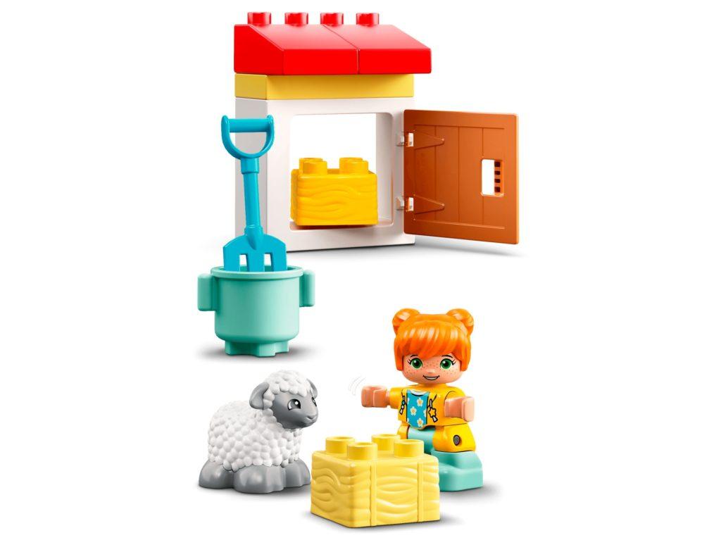 LEGO DUPLO 10950 Traktor und Tierpflege | ©LEGO Gruppe