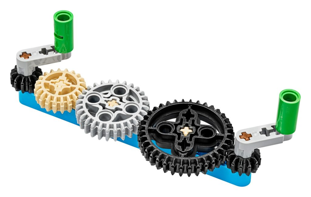 LEGO Education 45400 BricQ Motion Prime-Set | ©LEGO Gruppe