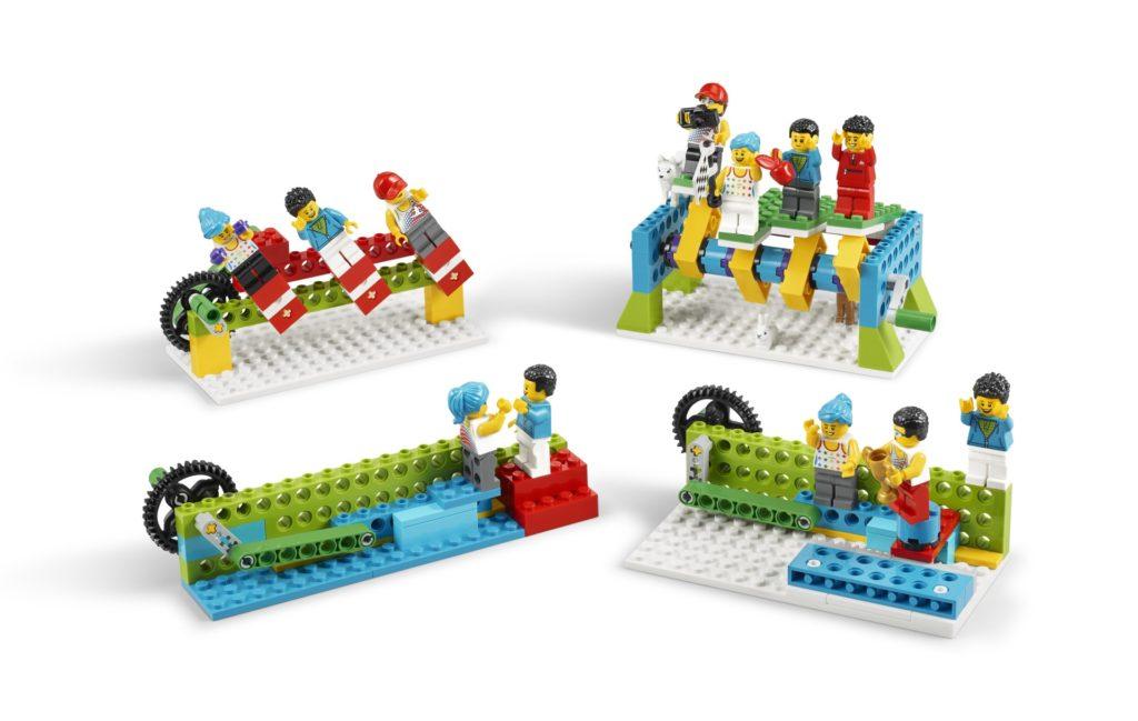 LEGO Education 45401 BricQ Motion Essential-Set | ©LEGO Gruppe