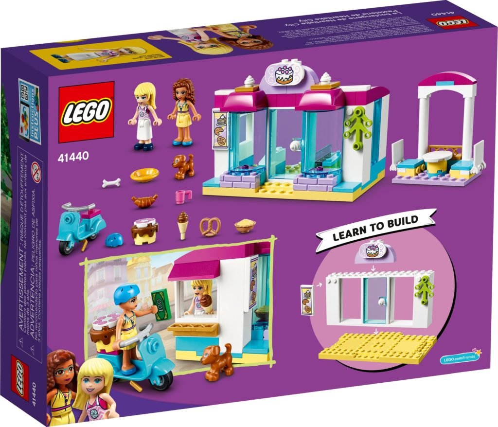 LEGO Friends 41440 Heartlake City Bäckerei | ©LEGO Gruppe