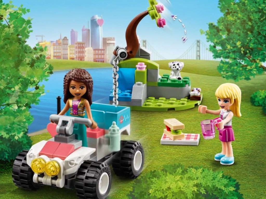 LEGO Friends 41442 Tierrettungs-Quad | ©LEGO Gruppe