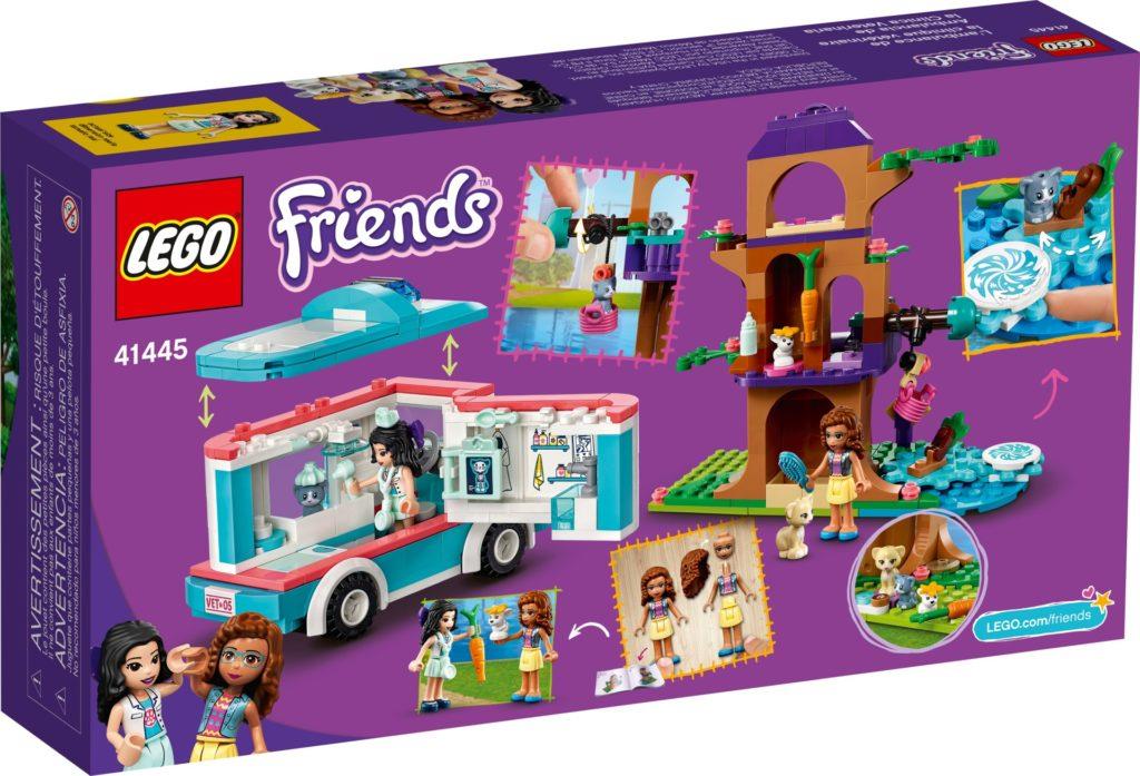 LEGO Friends 41445 Tierrettungswagen | ©LEGO Gruppe