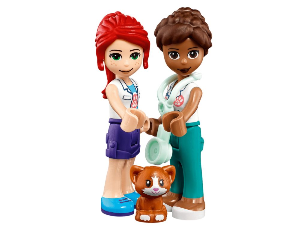 LEGO Friends 41446 Heartlake City Tierklinik | ©LEGO Gruppe