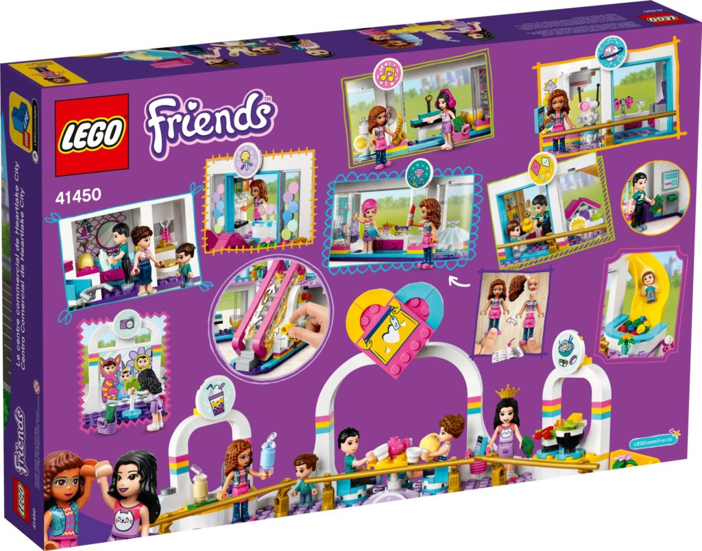 LEGO Friends 41450 Heartlake City Kaufhaus | ©LEGO Gruppe