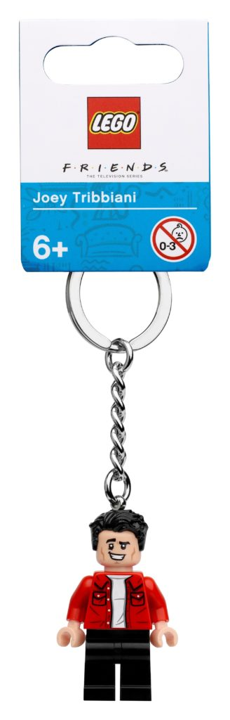 LEGO Ideas 854119 Schlüsselanhänger mit Joey | ©LEGO Gruppe