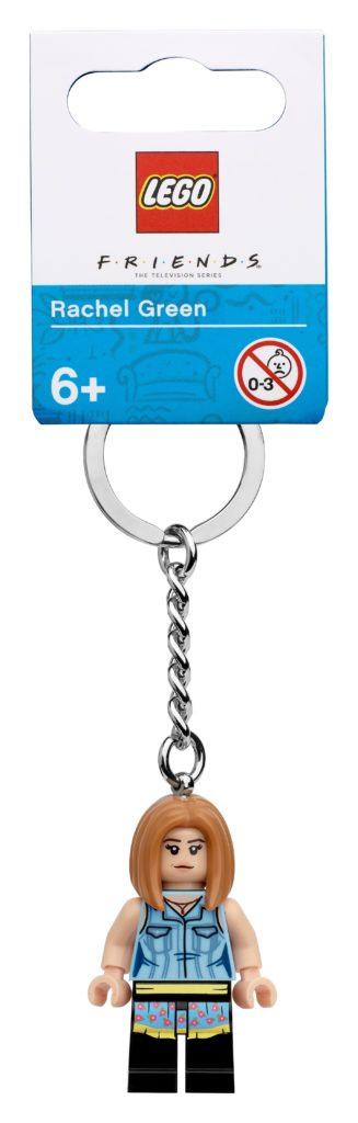 LEGO Ideas 854120 Schlüsselanhänger mit Rachel | ©LEGO Gruppe