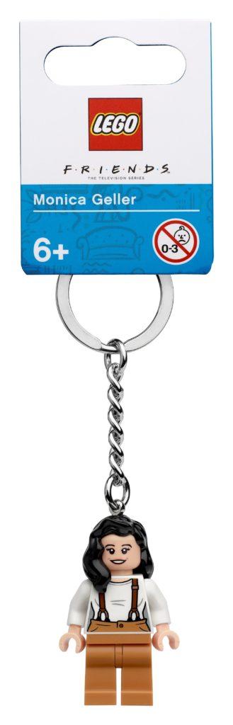 LEGO Ideas 854121 Schlüsselanhänger mit Monica | ©LEGO Gruppe