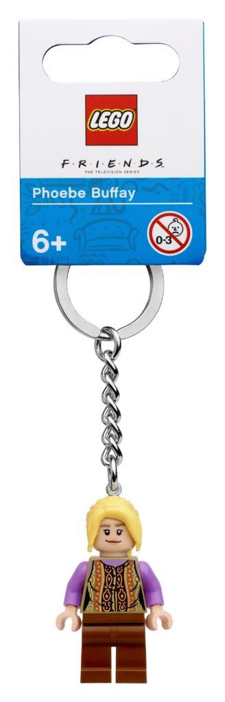 LEGO Ideas 854122 Schlüsselanhänger mit Phoebe | ©LEGO Gruppe