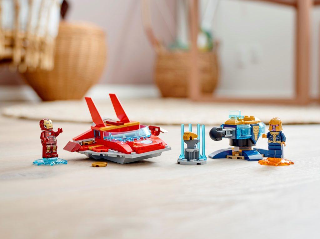 LEGO Marvel 76170 Iron Man vs. Thanos | ©LEGO Gruppe