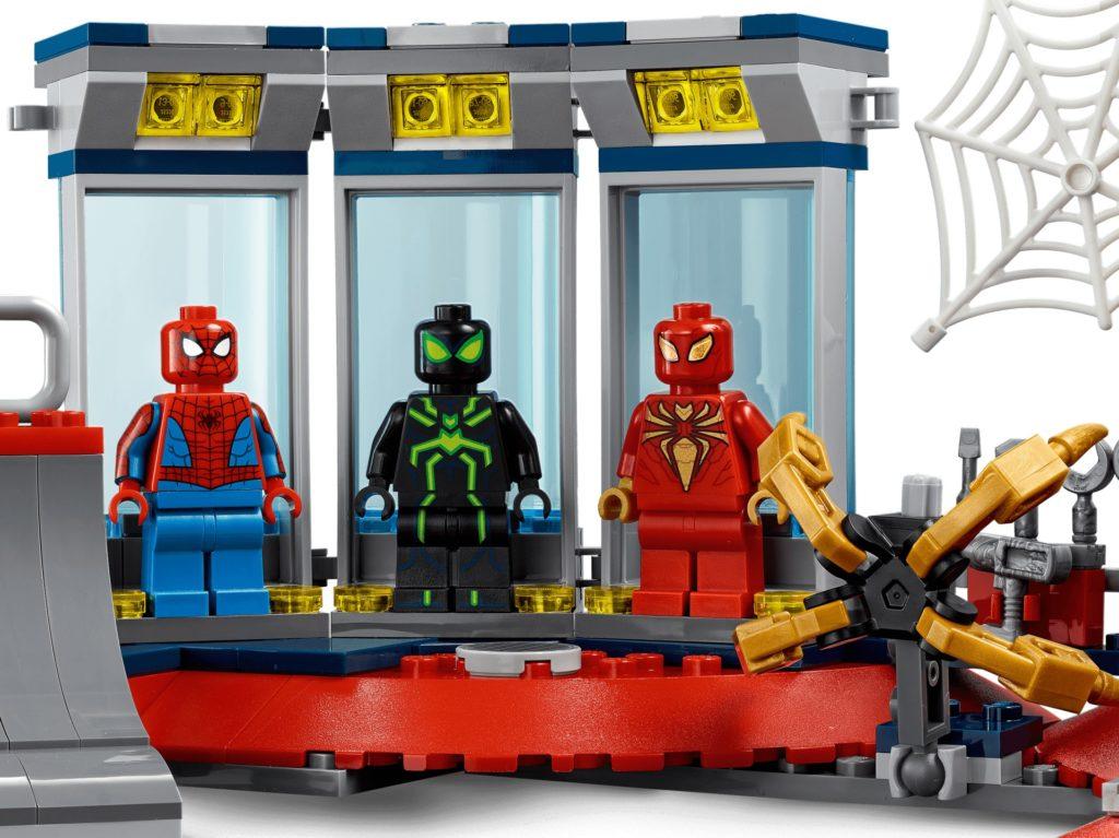 LEGO Marvel 76175 Angriff auf Spider-Mans Versteck | ©LEGO Gruppe