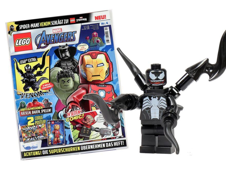 LEGO Marvel Avengers Magazin Nr. 4 | ©Brickzeit