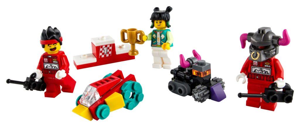 LEGO Monkie Kid 40472 Ferngesteuertes Monkie Kids Rennen | ©LEGO Gruppe