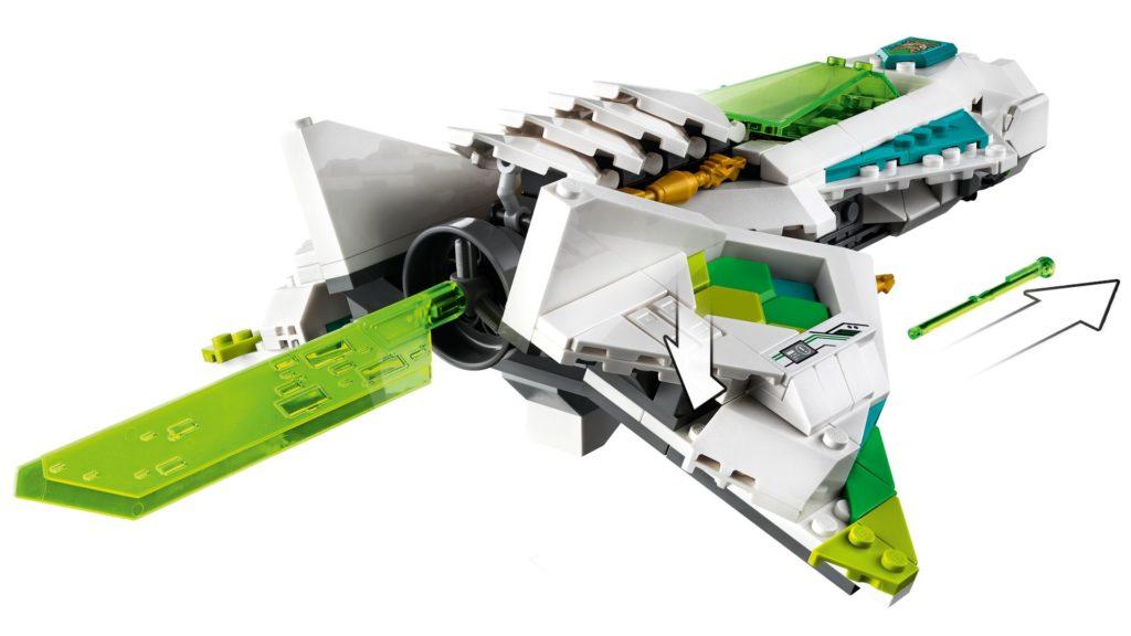 LEGO Monkie Kid 80020 Jet des weißen Drachenpferds | ©LEGO Gruppe