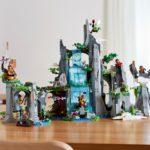 LEGO Monkie Kid 80024 Der legendäre Berg der Blumen und Früchte   ©LEGO Gruppe
