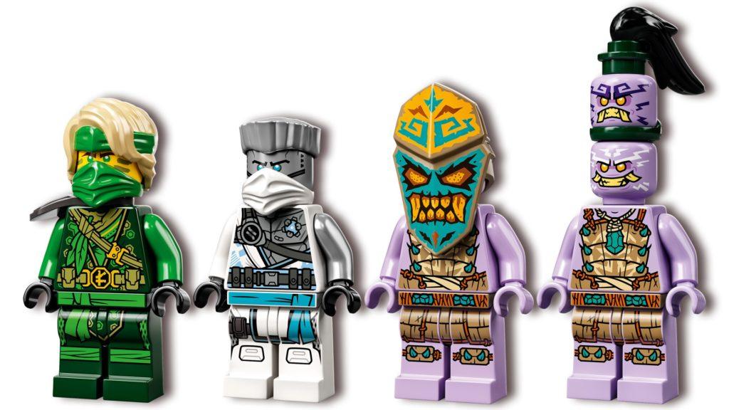 LEGO Ninjago 71746 Dschungeldrache   ©LEGO Gruppe