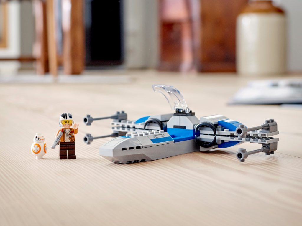 LEGO Star Wars 75297 Resistance X-Wing | ©LEGO Gruppe