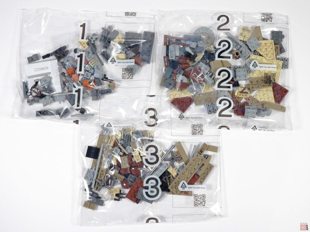 LEGO Star Wars 75299 Ärger auf Tatooine - Tütchen mit Bausteinen | ©Brickzeit