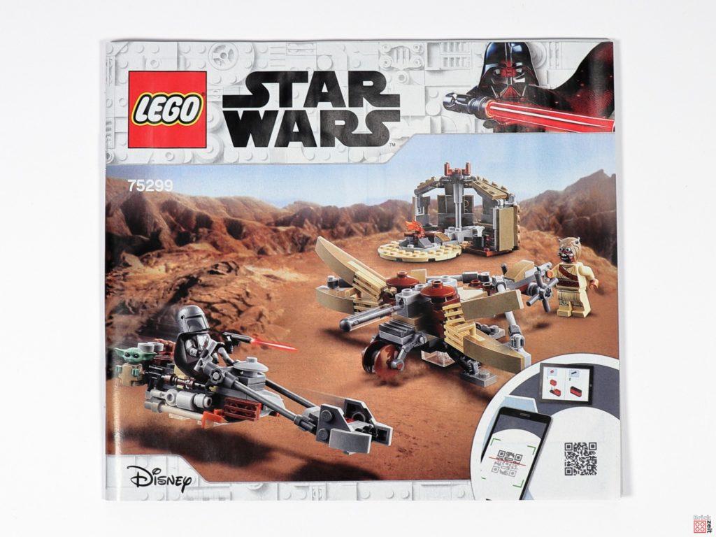 LEGO Star Wars 75299 Ärger auf Tatooine - Bauanleitung | ©Brickzeit