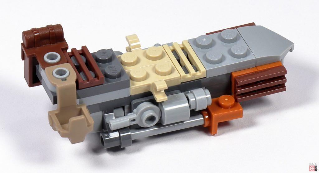 LEGO Star Wars 75299 - Bau Speederbike | ©Brickzeit