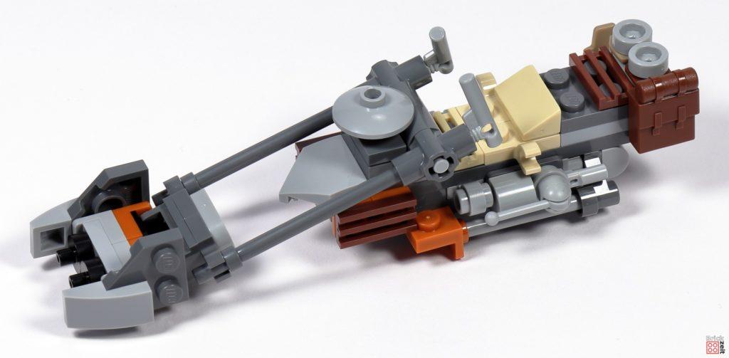 LEGO Star Wars 75299 - Fertiges Speederbike vom Mandalorianer | ©Brickzeit