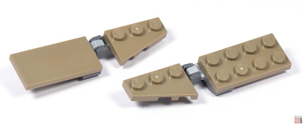 LEGO Star Wars 75299 - Bau Tusken-Zelt | ©Brickzeit