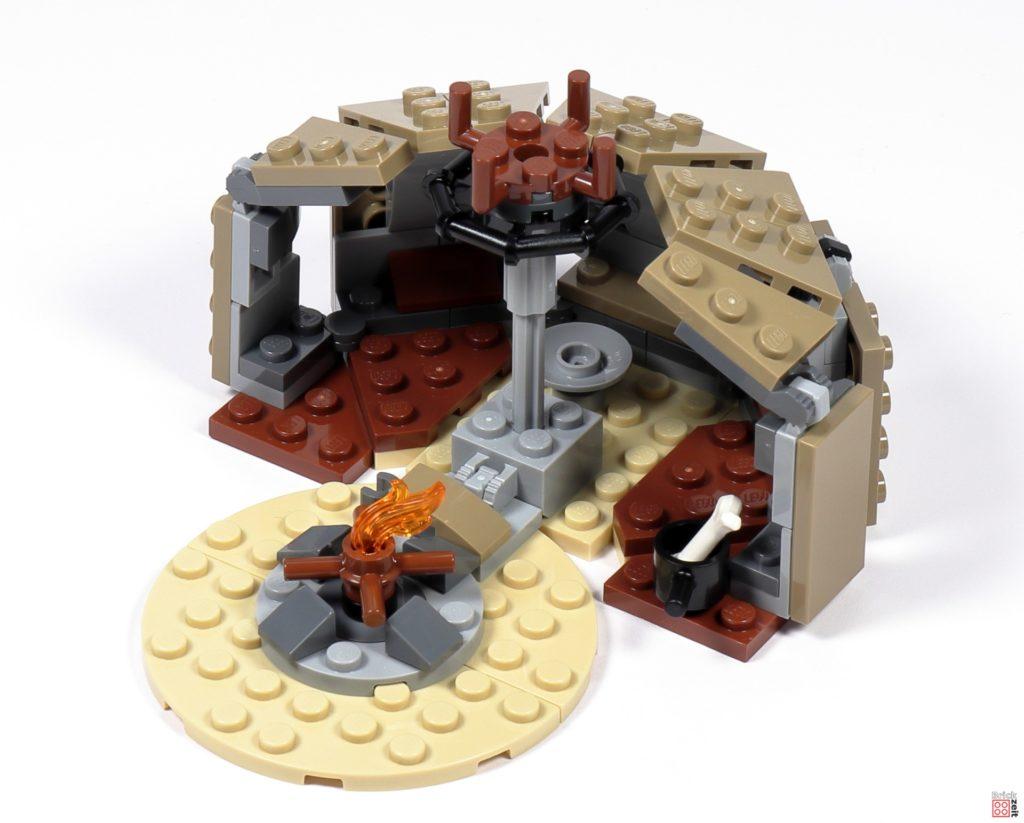 LEGO Star Wars 75299 - Fertiges Tusken-Zelt | ©Brickzeit