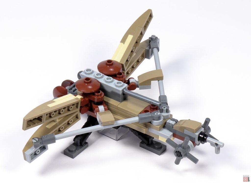 LEGO Star Wars 75299 - Fertige Balliste | ©Brickzeit
