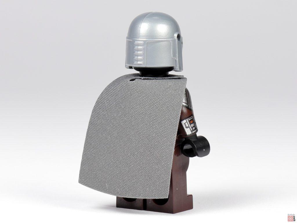 LEGO 75299 - Der Mandalorianer in Beskar-Rüstung, hinten rechts | ©Brickzeit