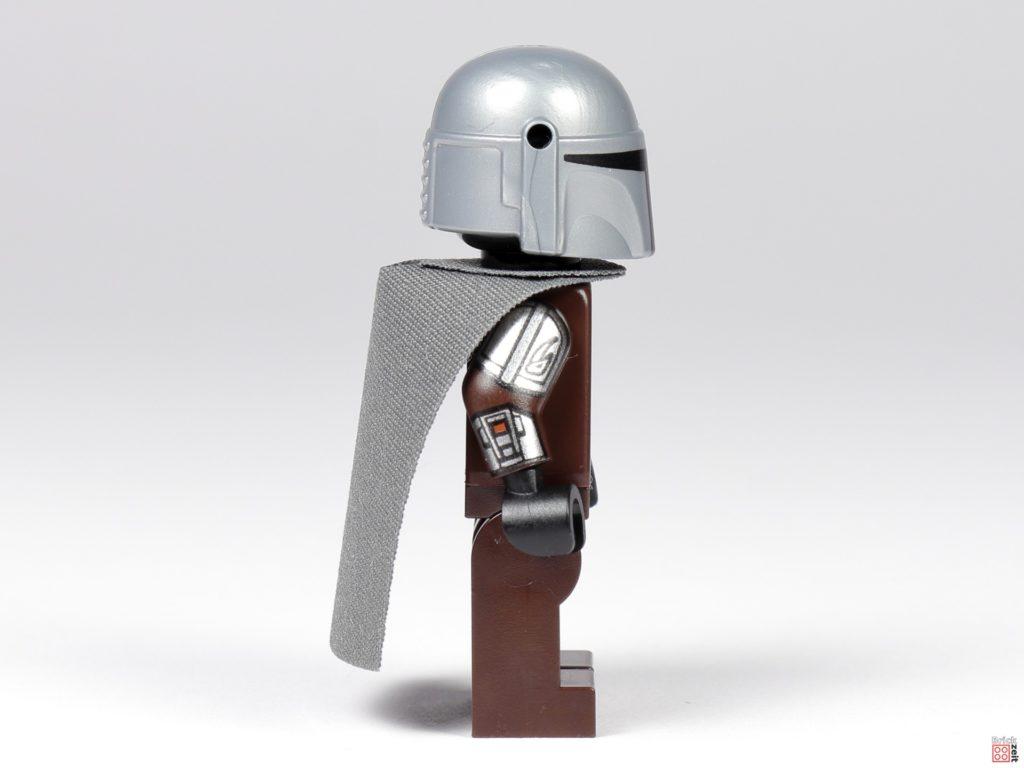 LEGO 75299 - Der Mandalorianer in Beskar-Rüstung, rechte Seite | ©Brickzeit