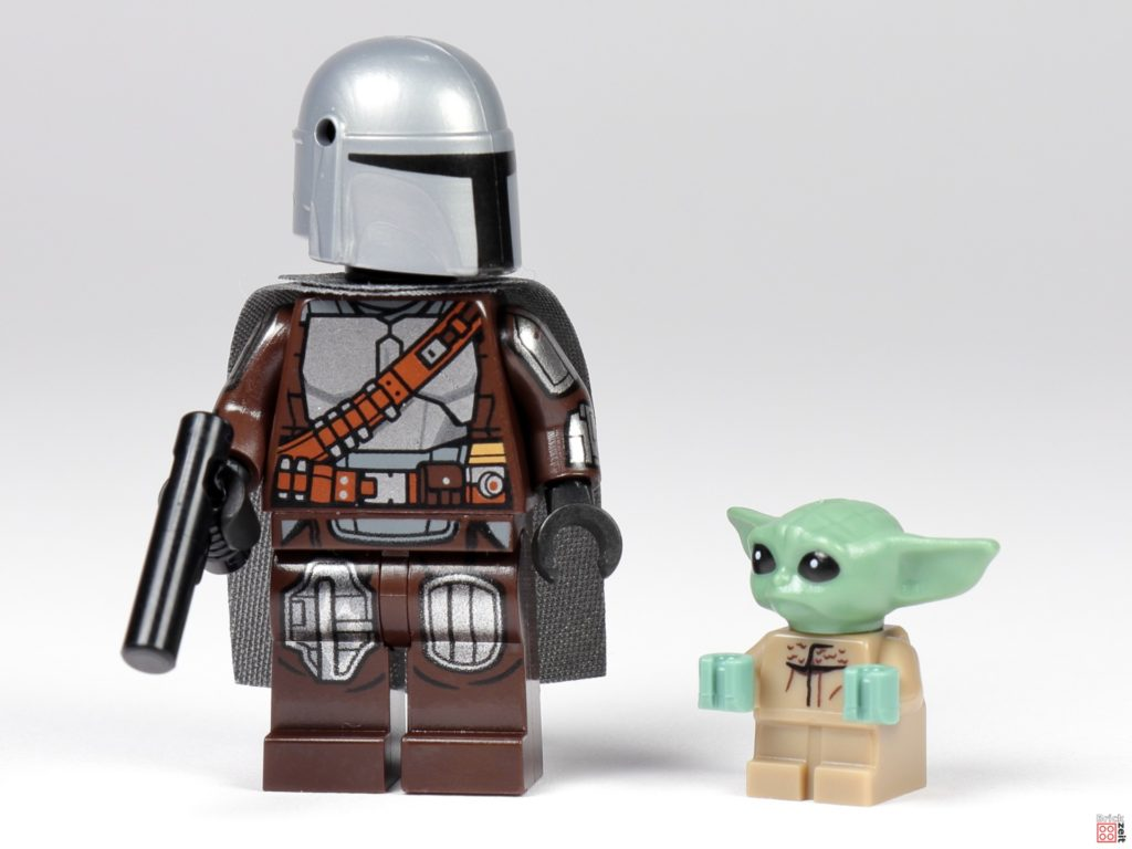 LEGO 75299 - Din Djarin und Grogu | ©Brickzeit