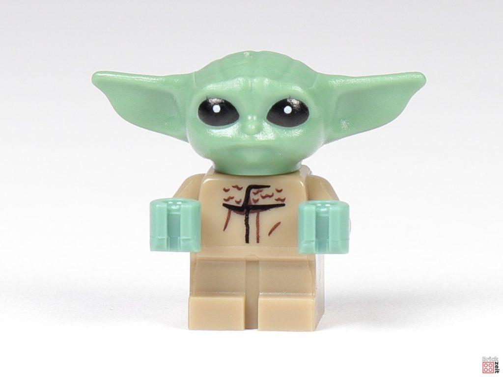 LEGO 75299 - Grogu, Vorderseite | ©Brickzeit