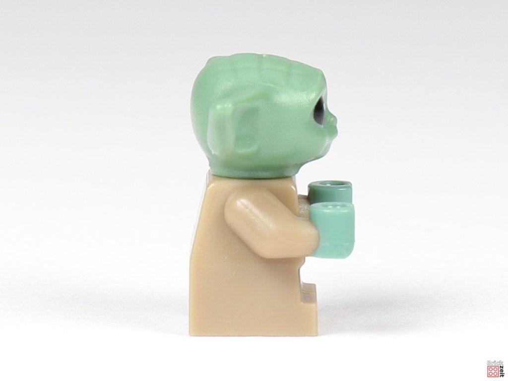 LEGO 75299 - Grogu, rechte Seite | ©Brickzeit