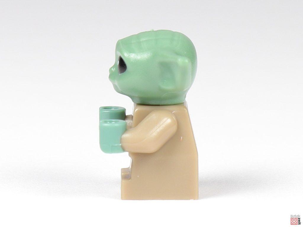 LEGO 75299 - Grogu, linke Seite | ©Brickzeit