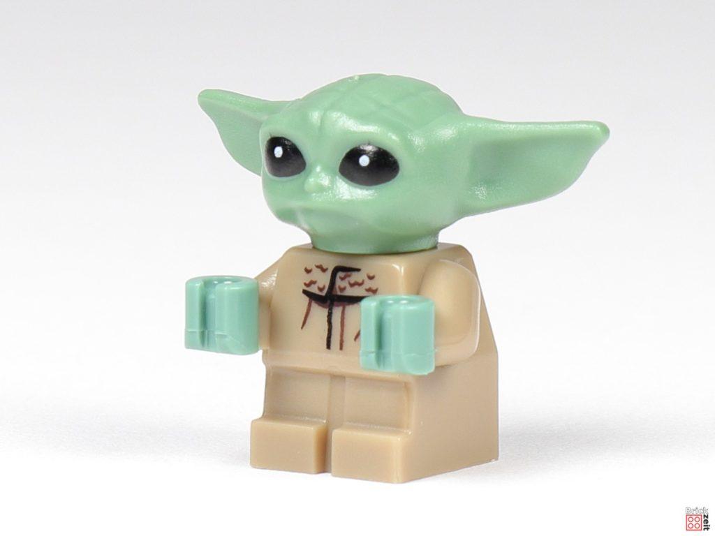 LEGO 75299 - Grogu, vorne links | ©Brickzeit