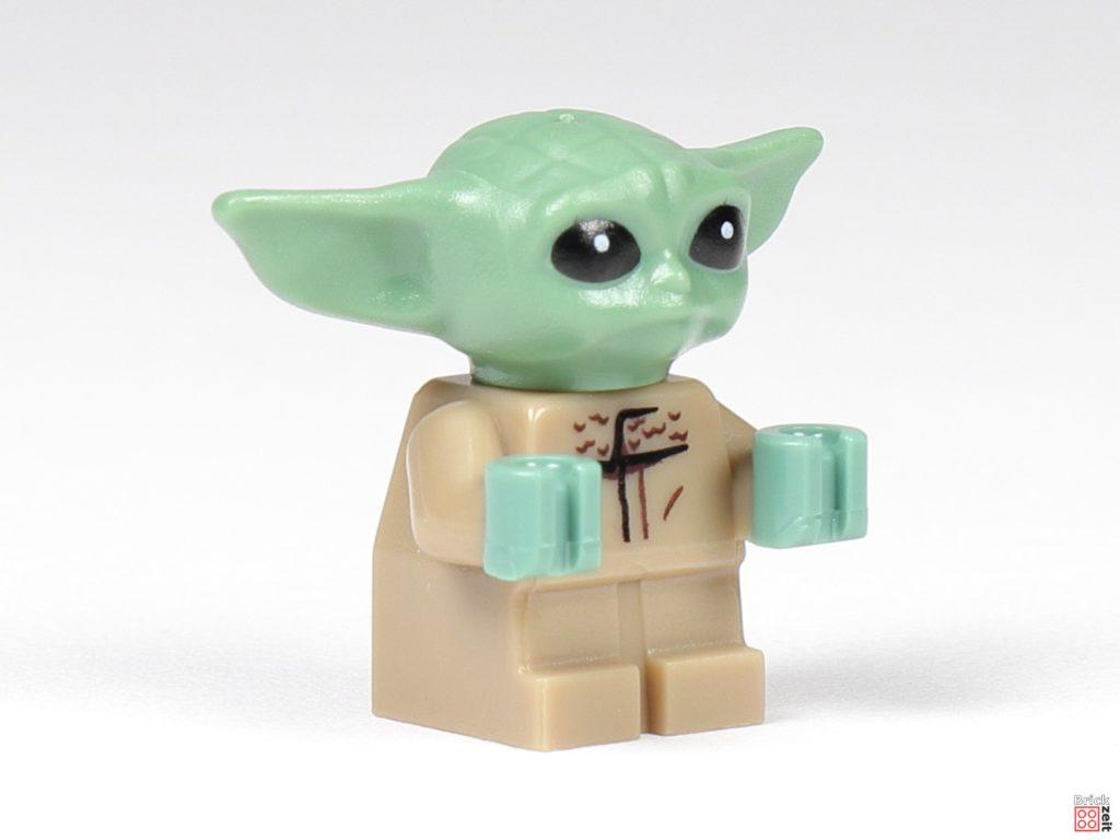 LEGO 75299 - Grogu, vorne rechts | ©Brickzeit