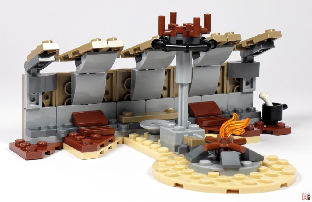LEGO Star Wars 75299 - Zelt des Tusken | ©Brickzeit