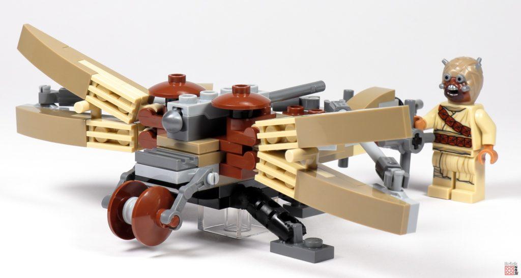LEGO Star Wars 75299 - Balliste mit Tusken | ©Brickzeit
