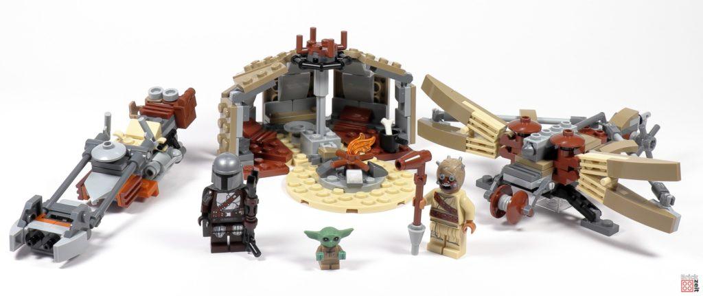LEGO Star Wars 75299 Ärger auf Tatooine | ©Brickzeit