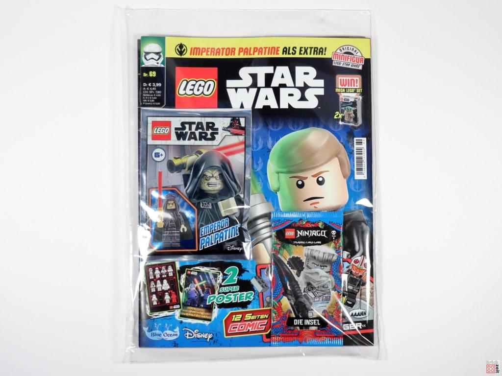 LEGO Star Wars Magazin Nr. 69 verpackt in Plastiktüte | ©Brickzeit