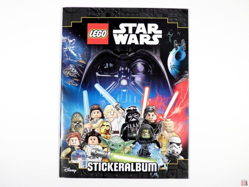 LEGO Star Wars Stickeralbum | ©Brickzeit