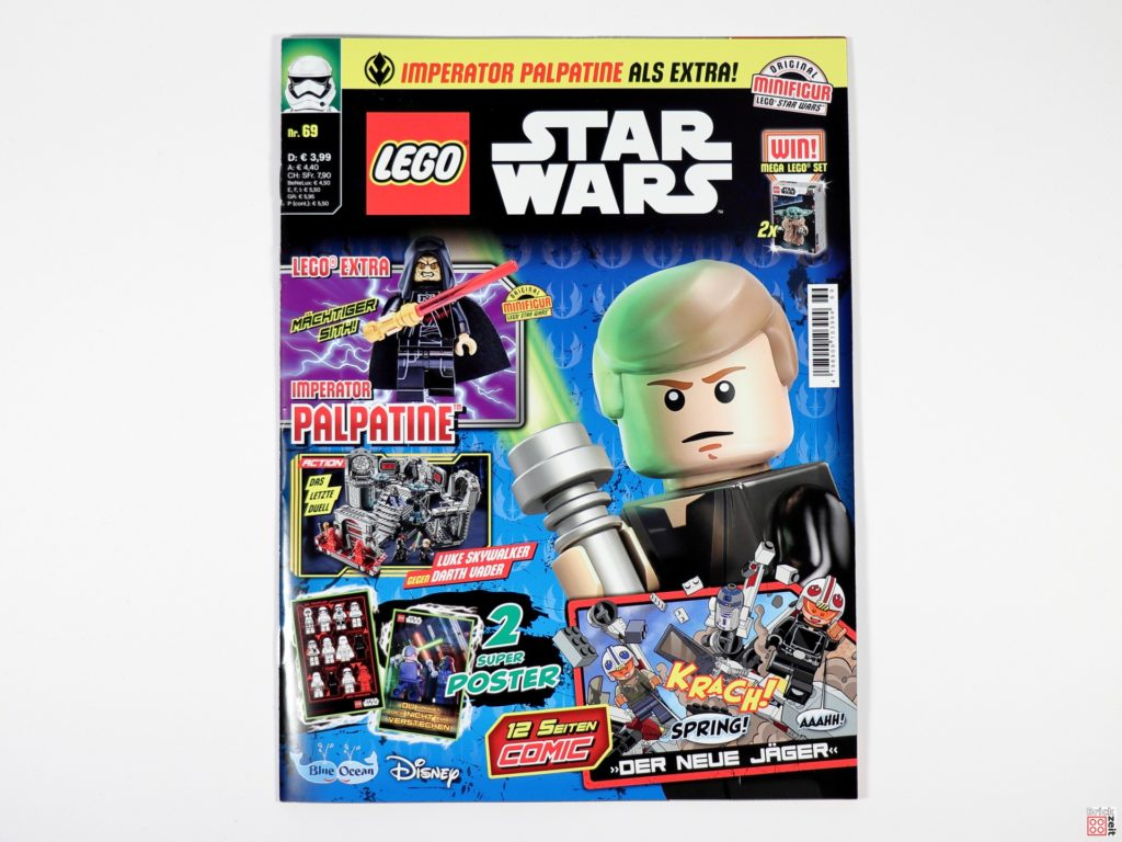 LEGO Star Wars Magazin Nr. 69 - Cover | ©Brickzeit