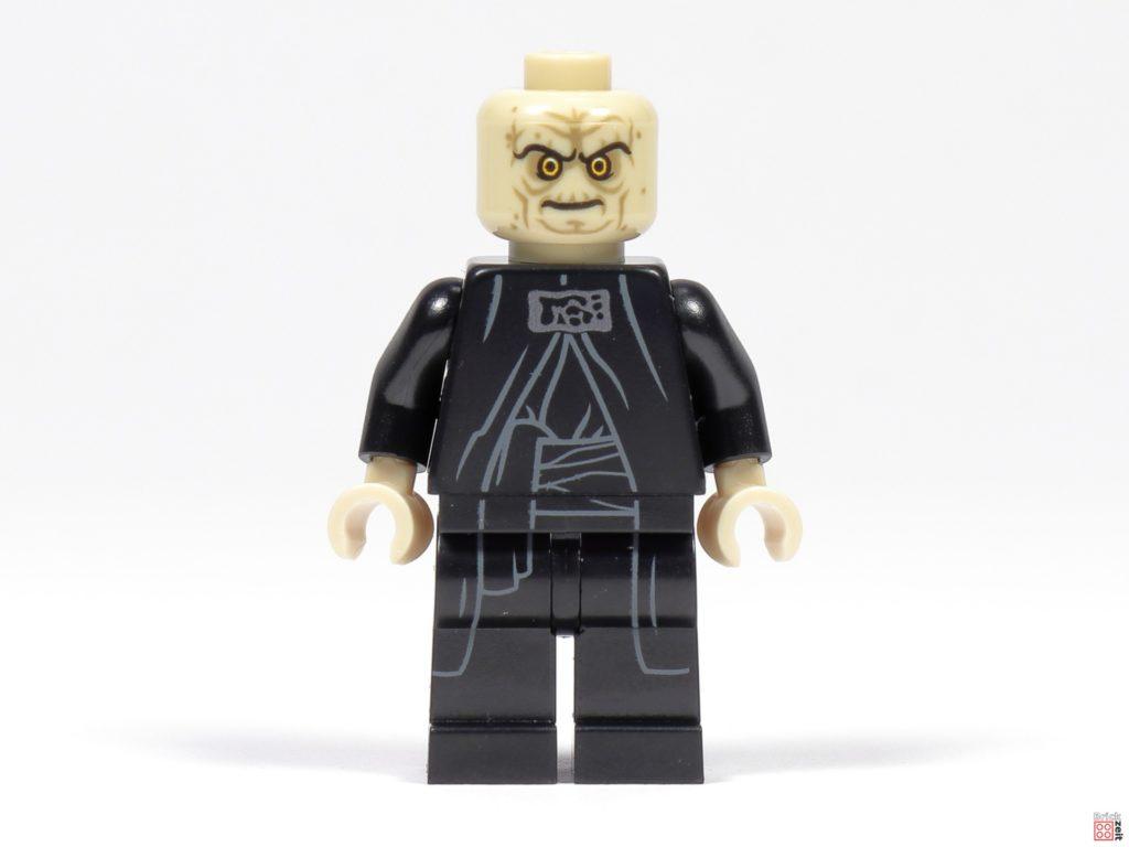 Imperator Palpatine aus LEGO Star Wars Magazin Nr. 69 | ©Brickzeit