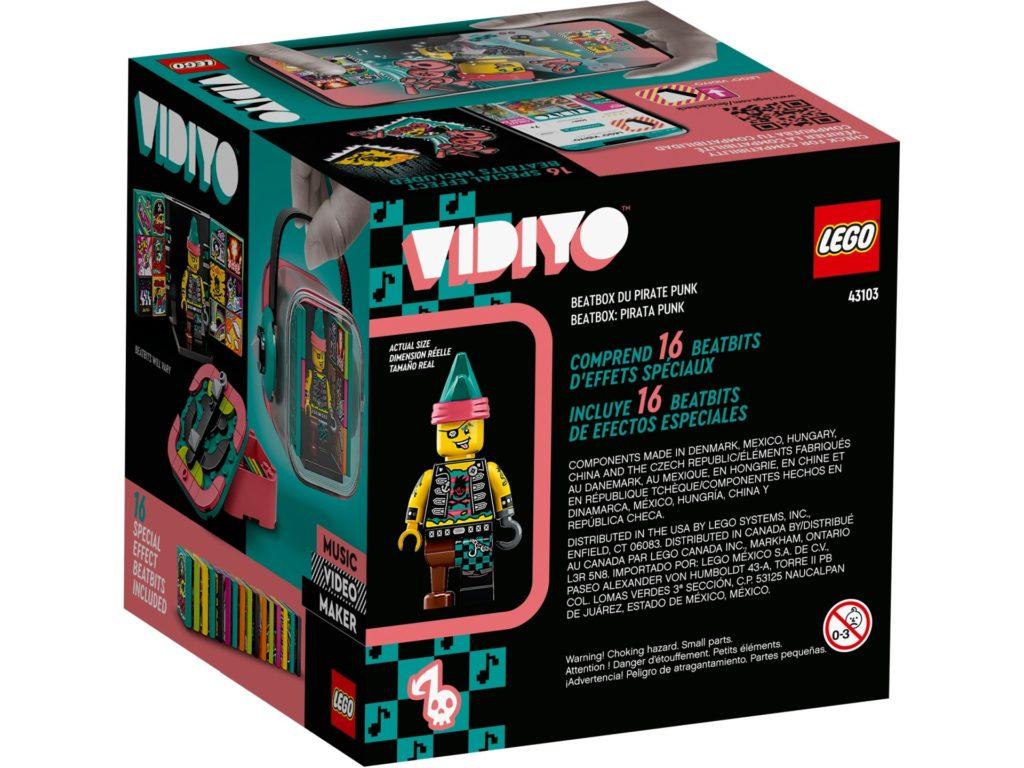 LEGO VIDIYO 43103 Punk Pirate BeatBox | ©LEGO Gruppe