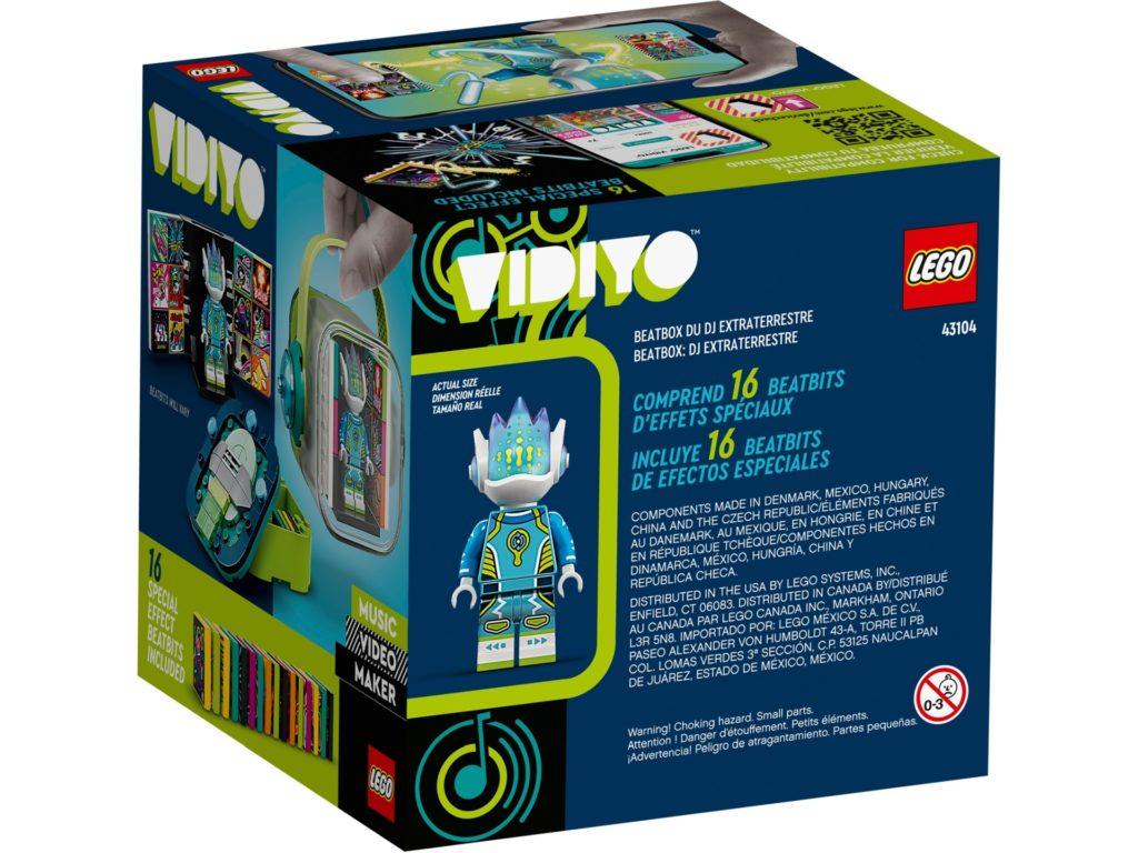 LEGO VIDIYO 43104 Alien DJ BeatBox | ©LEGO Gruppe