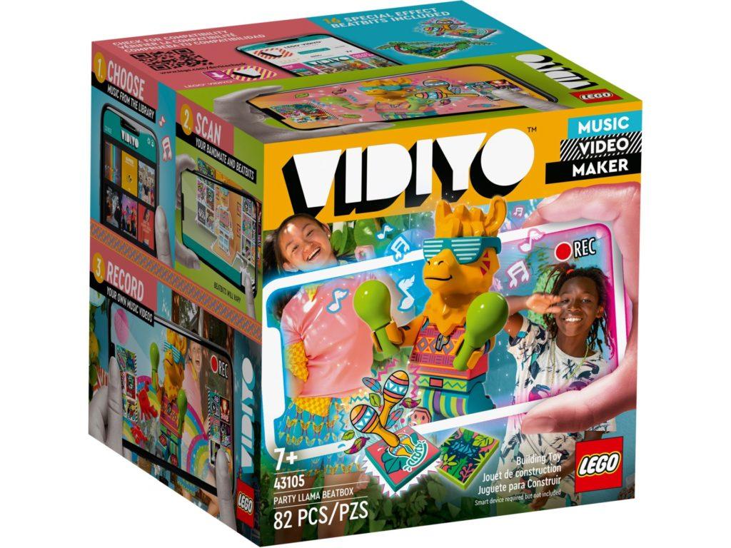 LEGO VIDIYO 43105 Party Llama BeatBox | ©LEGO Gruppe