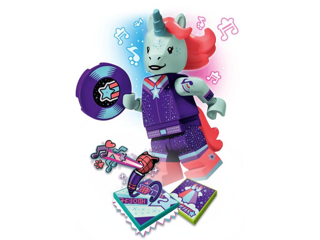 LEGO VIDIYO 43106 Unicorn DJ BeatBox | ©LEGO Gruppe